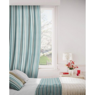 Dandy 155 Duck Egg Blue Fire Resistant Curtains