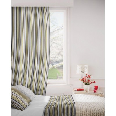 Dandy 901 Silver Fire Resistant Curtains