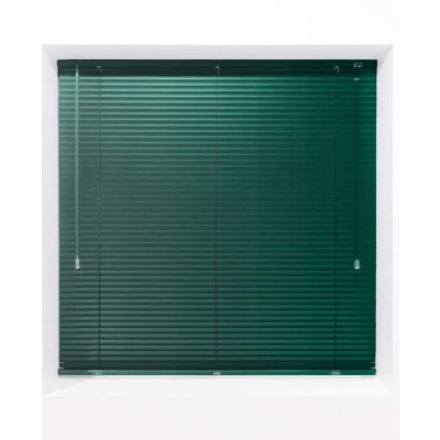 Darkgreen 25mm Metal Venetian Blind - Made to Measure
