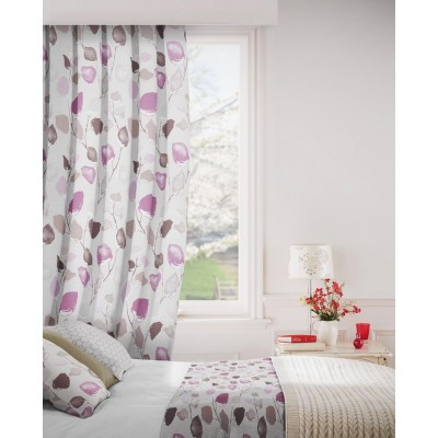 Eden 114 Lavender Fire Resistant Curtains