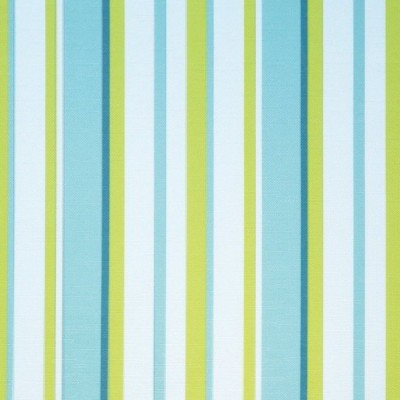 Fiesta 171 Turquoise Lime Fire Resistant Fabric