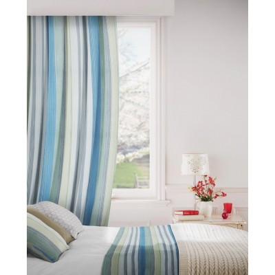 Fresco 110 Pacific Fire Resistant Curtains