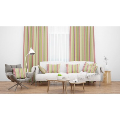 Lakeside Hawkshead Copper Flame Retardant Curtains
