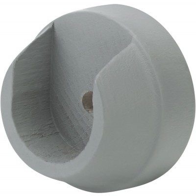 28mm Honister Wood Recess Bracket Pk2 Pale Slate