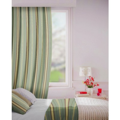 Howick in Mist Flame Retardant Curtain