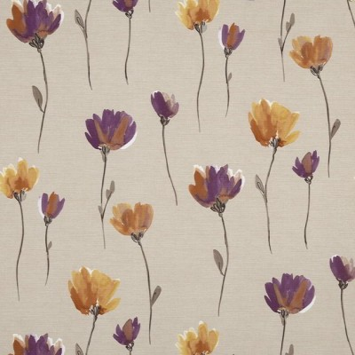 Juliet 647 Mulberry Tan Fire Resistant Fabric