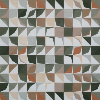 Kinetic 794 Mocha Henna Fire Resistant Fabric