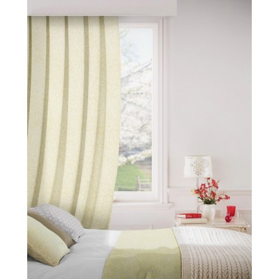 Lawrence 300 Gold Fire Resistant Curtains