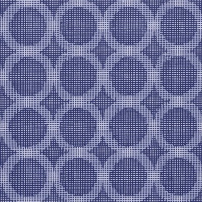 Logic 107 Cornflower Fire Resistant Fabric