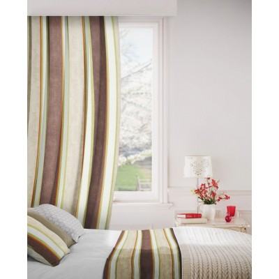 Midsummer 836 Sand Fire Resistant Curtains