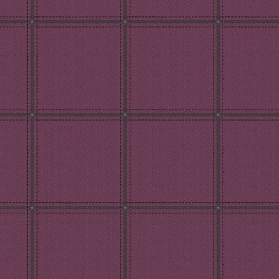 Milan 624 Mulberry Fire Resistant Fabric