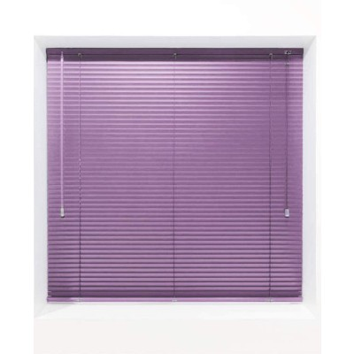 Purple 25mm Metal Venetian Blind - Made to Measure