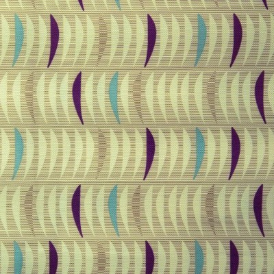 Salsa 853 Cream Duck Egg Fire Resistant Fabric