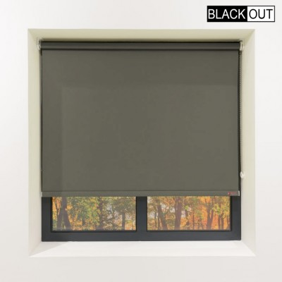 Utopia FR Blackout Roller Blinds Chain Operated 36 Colours