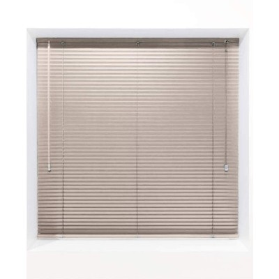 Tan 25mm Metal Venetian Blind - Made to Measure