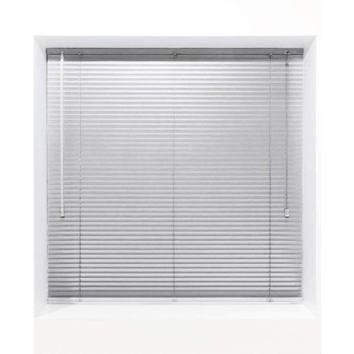 White 25mm Metal Venetian Blind - Made to Measure