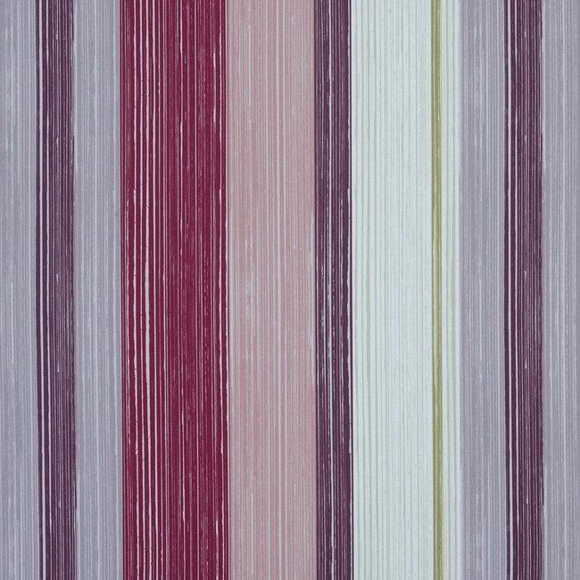 Fresco 481 Damson Curtains