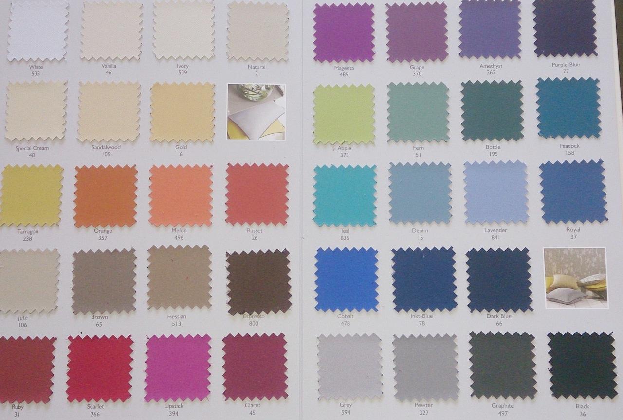 Venus Plain Fr Curtains 36 Colours Direct Fabrics