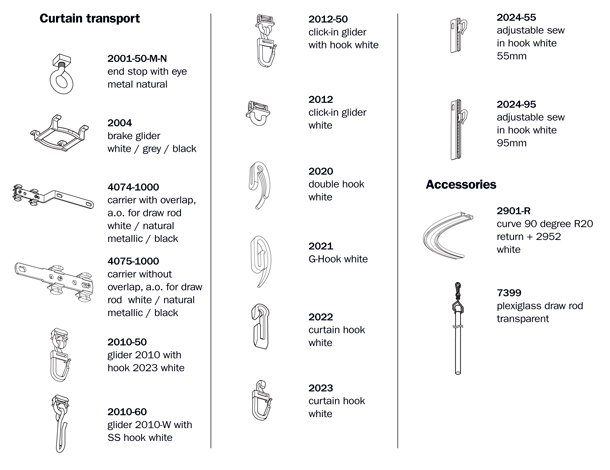 2906 Additional Components