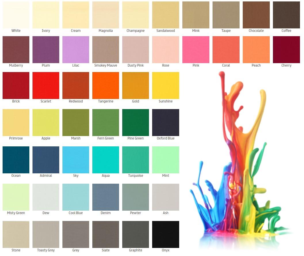 Daylight Colour of Utopia Range of Blinds