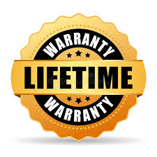 Life Time Guarantee