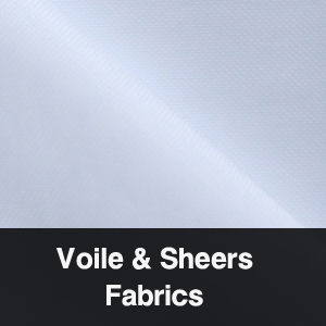 Voile and Sheer Fabrics