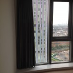 Contract Curtains & Blind Supplied for Large Apartment Block