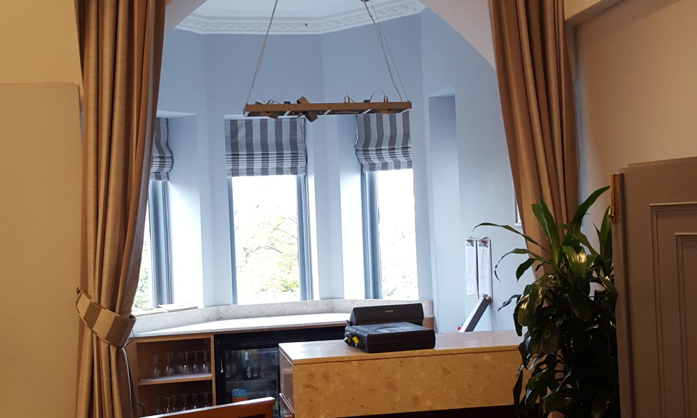Conference Room Blinds for Hilton Hotels