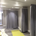 London College of Beauty Therapy Cubicles & Curtains