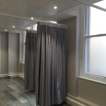 Divider Curtain Rail