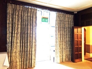 Hotel Woven Curtains Testimonial