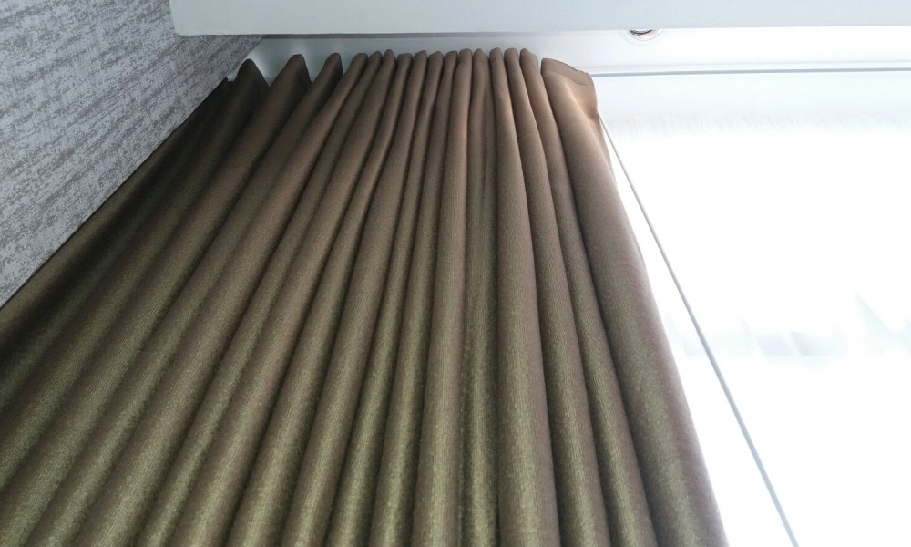 Marriott Hotel Testimonial - Function Room Wave Curtains