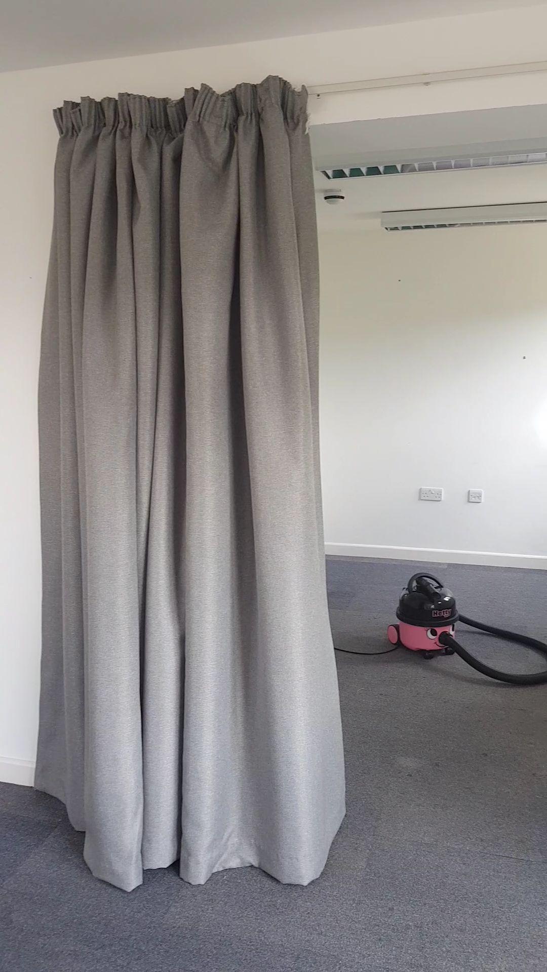 Room Divider Curtains Case Study Direct Fabrics Blog