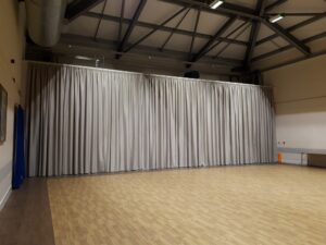 Function Room Divider Acoustic Curtains